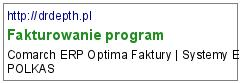 http://drdepth.pl/erppolkas/comarch-erp-optima/program-do-wystawiania-faktur/